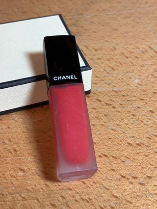 Chanel 超炫耀絲絨唇露 148