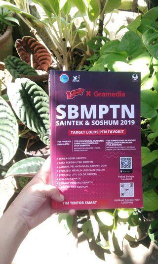 Buku SBMPTN Saintek & Soshum 2019