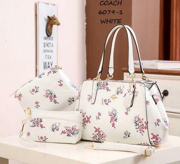 Coach 3in1 handbag
