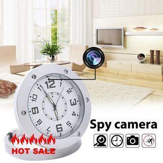 ⚠️ Spy Camera Clock⚠️
