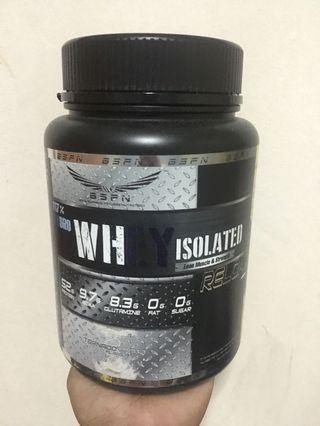 BSFN Whey Supplement
