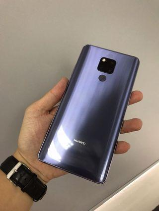 Huawei Mate 20 X under Huawei Malaysia Warranty