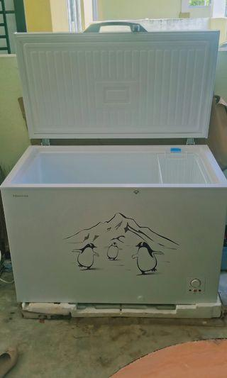 Freezer HISENSE
