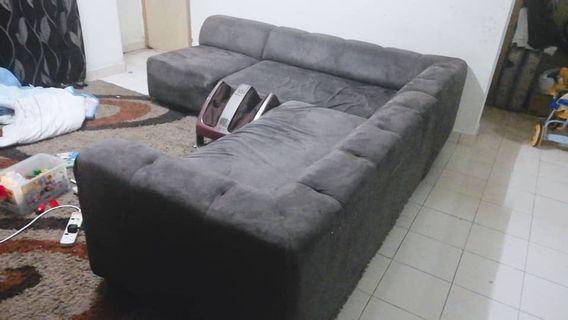 Sofa For Sale (jualan pindah rumah)