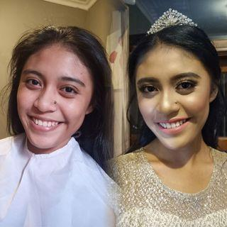JASA MAKEUP SWEET17TH