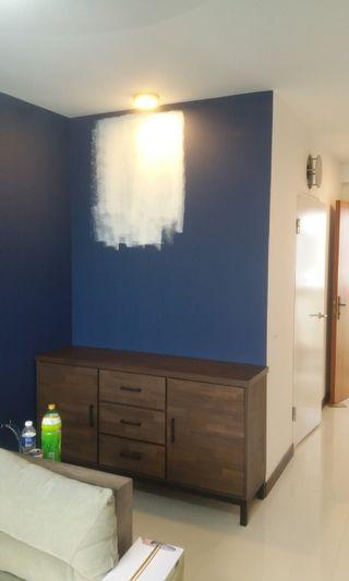 Painting/ electrical / fixing / cleaning