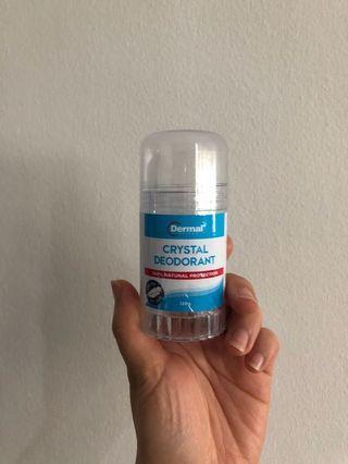 Crystal Deodorant 100% Natural