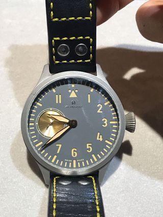 神赫STEINHART ST1 限量飛行錶
