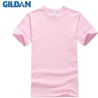 GILDAN 淺粉色素T