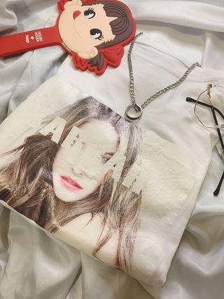 韓版人物T恤❤️