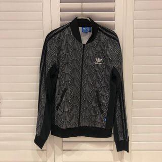 Adidas 黑色外套(保存良好)