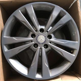 """Original 18"""" Mercedes-Benz Rims"""