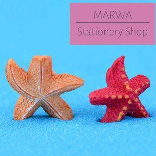 Starfish Miniatures Garden Decoration Resin Figurine (M001-P047)