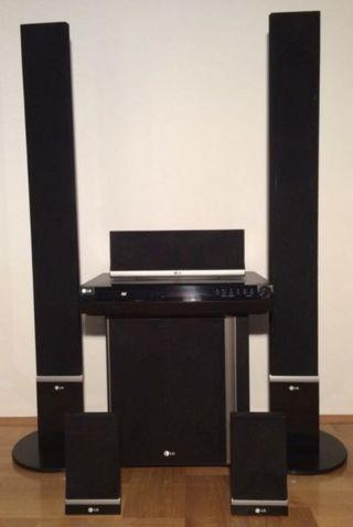 Hot buy! As is. LG Home Cinema System