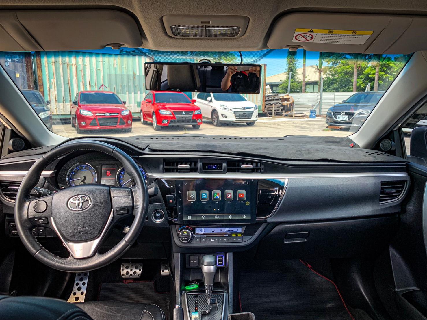 2015年 ALTIS G版 白 1.8 熱門車中古車二手車