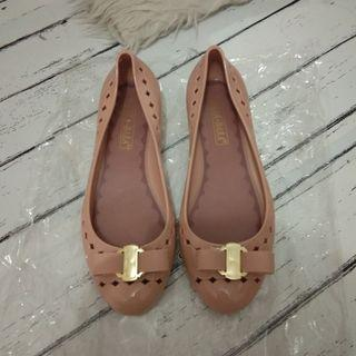Jelly Shoes / flat shoes