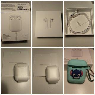 Apple Airpods (include cute casing!!)