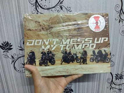 EXO Don't Mess Up My Tempo Album