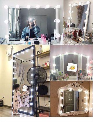 [二手] LED化妝鏡燈泡 化妝燈