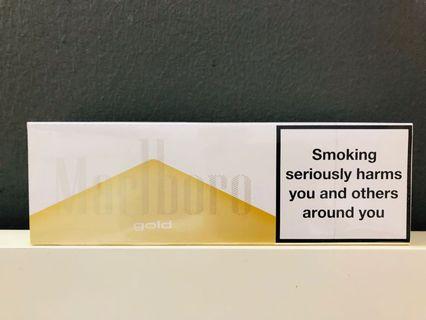 Duty free Marlboro cigarette