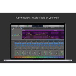 Logic Pro X 10.4.6 and MainStage 3.4.0 (updatable) + Extra Plugins