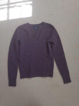 Ralph Lauren classic merino wool sweater XS