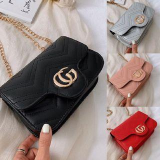 NEW ARRIVAL Tas Selempang Gucci Marmont Super Mini Shoulder Bag Wanita Impor Code 6174
