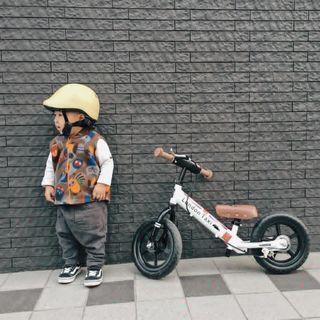 ELC London taxi balance bike rental