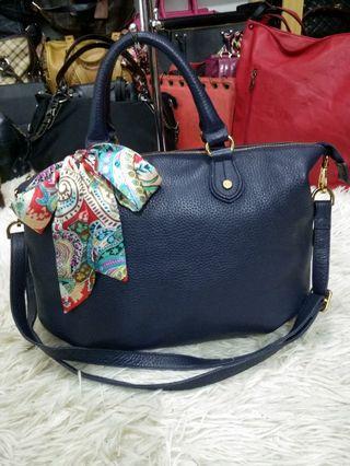 Authentic ITSBAG leather 2way handbag