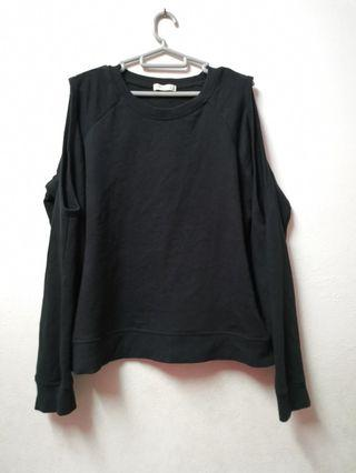 Cotton On Cut Out Shoulder Sweater