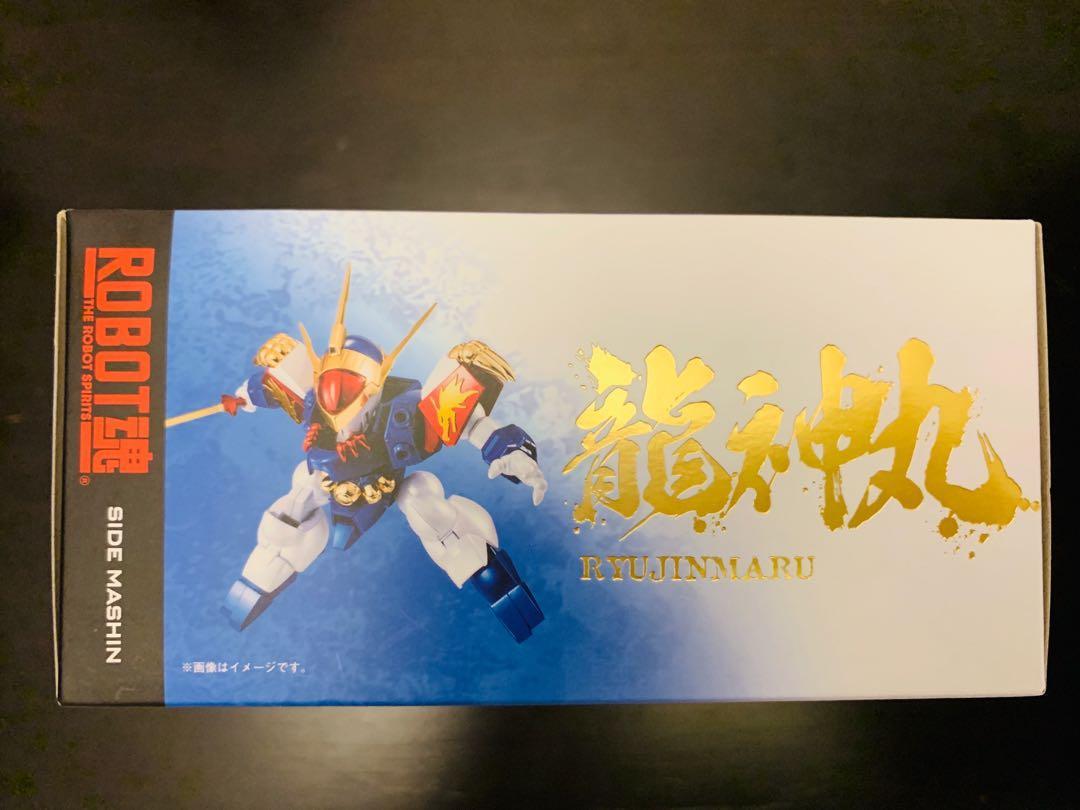 (全新日版) Robot魂 30週年特別紀念版 龍神丸 魔神英雄傳 Ryujinmaru