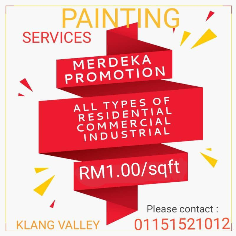 Affordable Painting Service KL Selangor