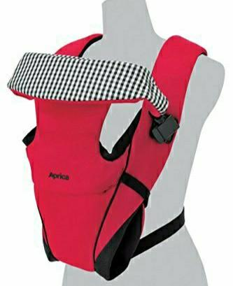 Cheap!Aprica Easy Touch 4Way Baby Carrier