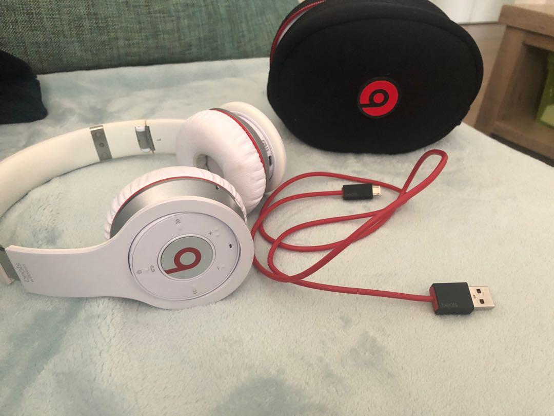 Beats wireless headphones-limited edition