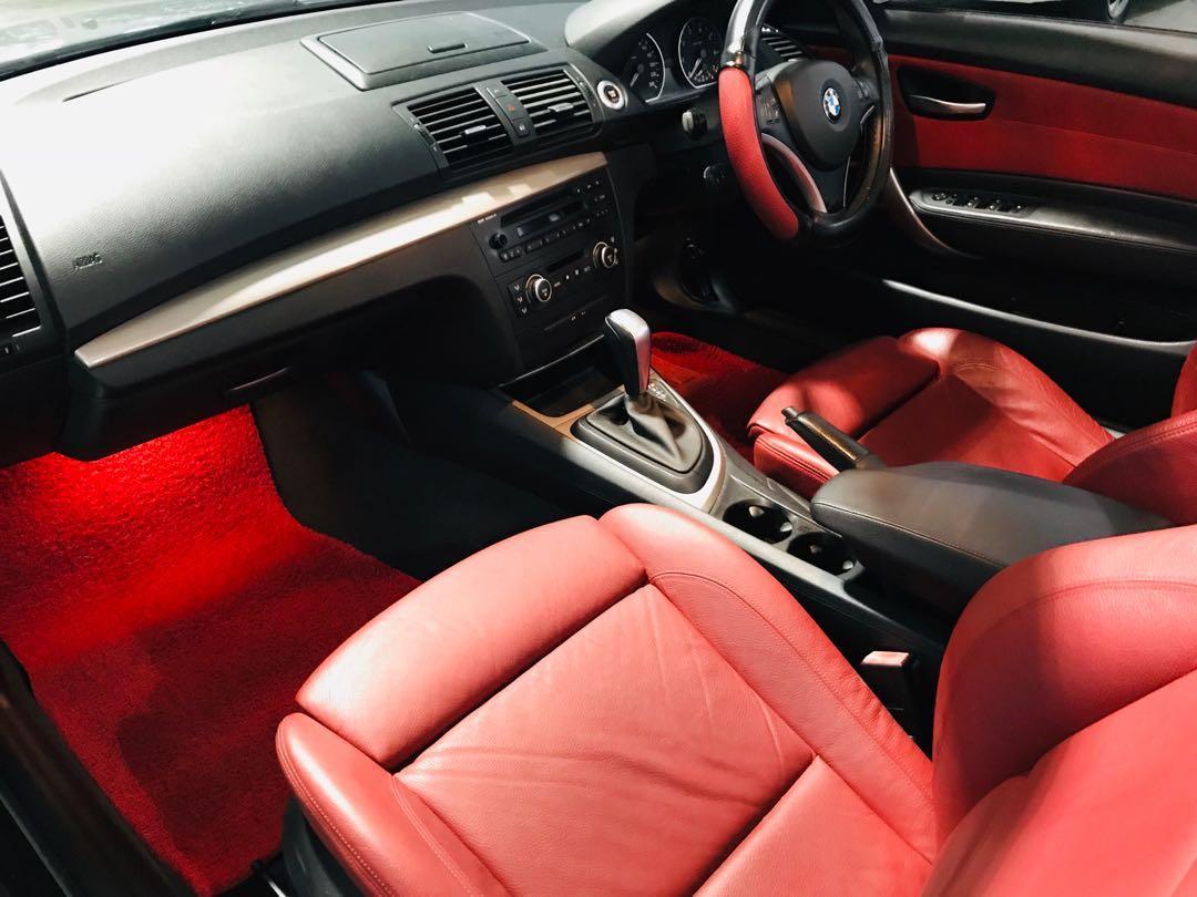 BMW 120i Cabriolet Auto