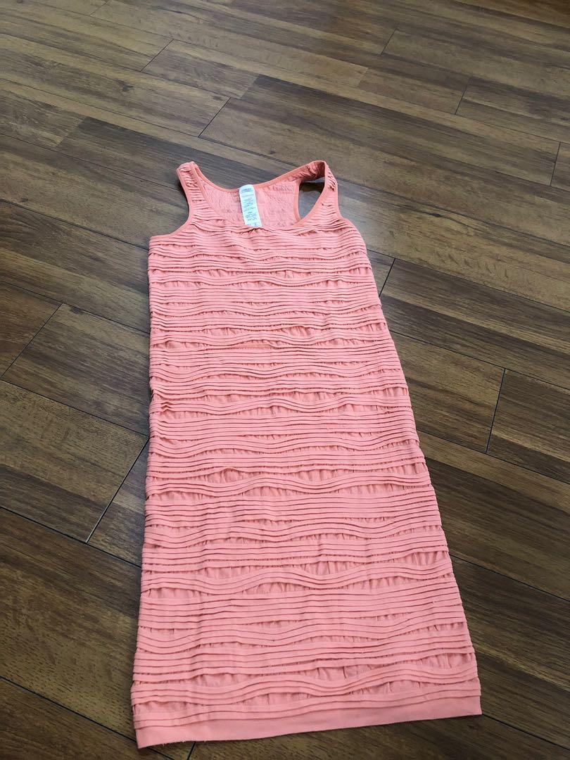Body slim dress bahan sangat strech halus adem beli di jepang langsung!!