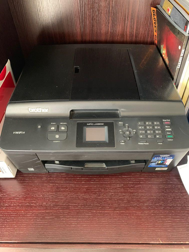 Brother Printer MFC-J430W on Carousell