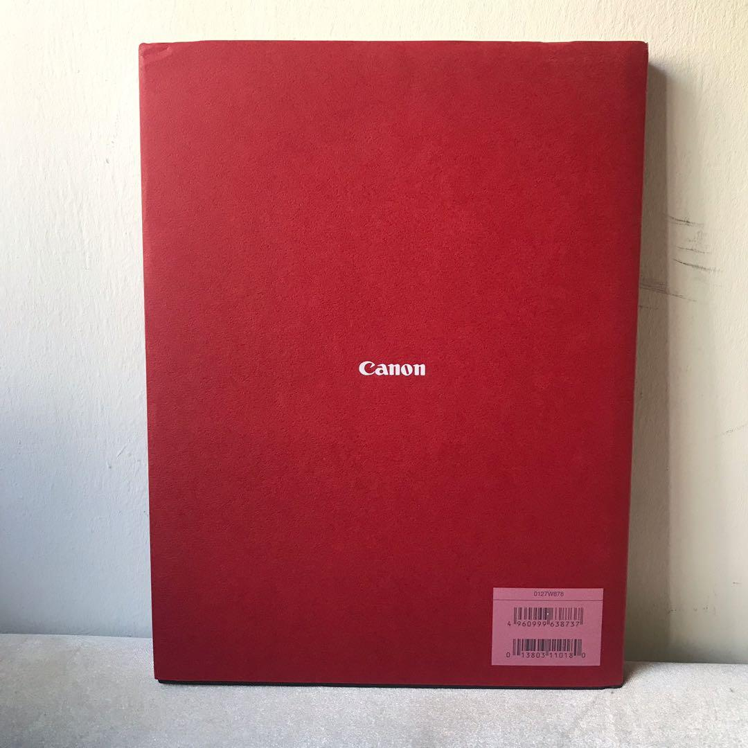 Canon Book EF Lens Work III - The Eyes of EOS