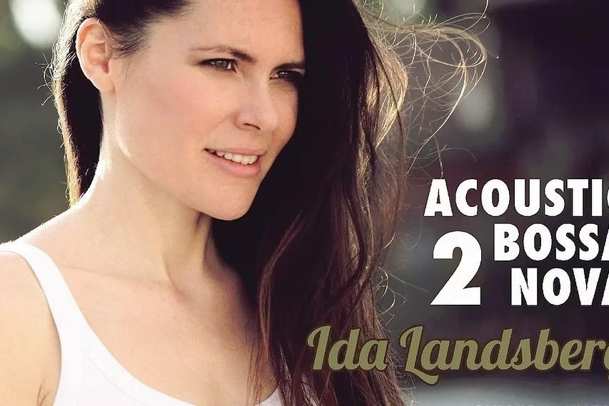 CD Acoustic Bossa Nova 2 -Ida Landsberg Free Shipping