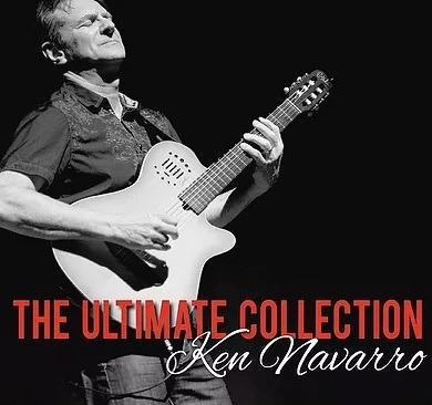 CD Ken Navarro - The Ultimate Collection Free Shipping