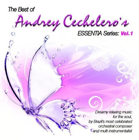 CD The Best Of Audrey Cechelero Vol.1 Free Shipping