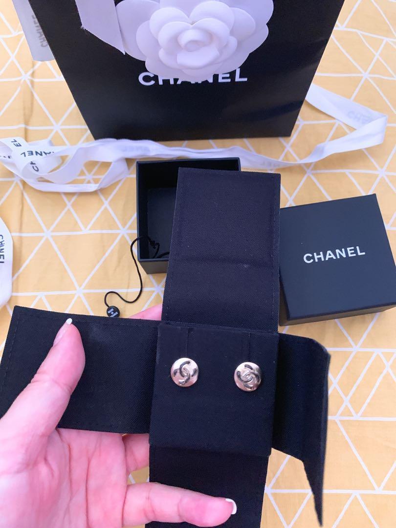 Chanel earring 耳環全新