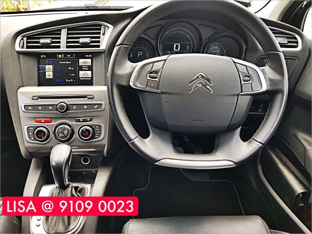 Citroen C4 1.2 Hatchback PureTech Auto
