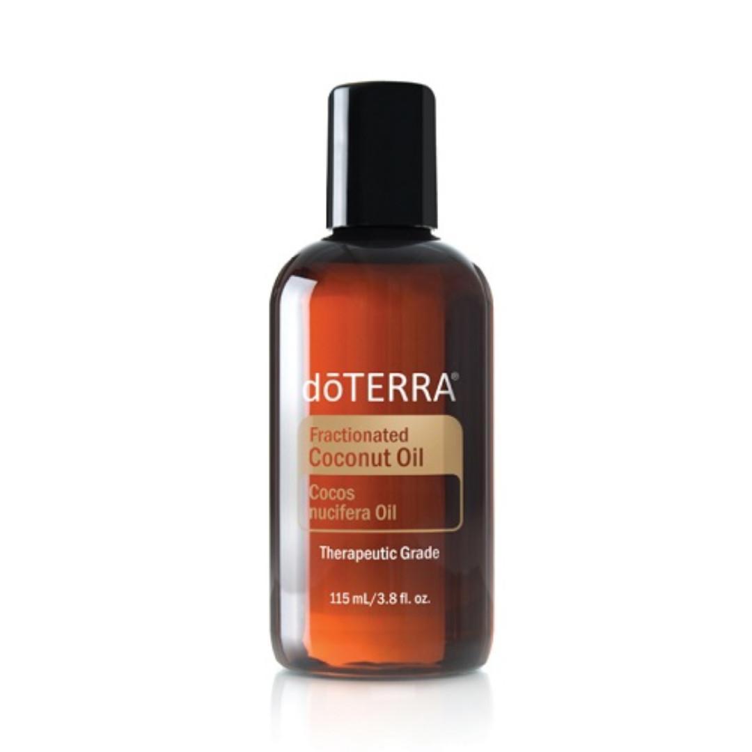 doTERRA, Living - Fractionated Coconut Oil (115ml)