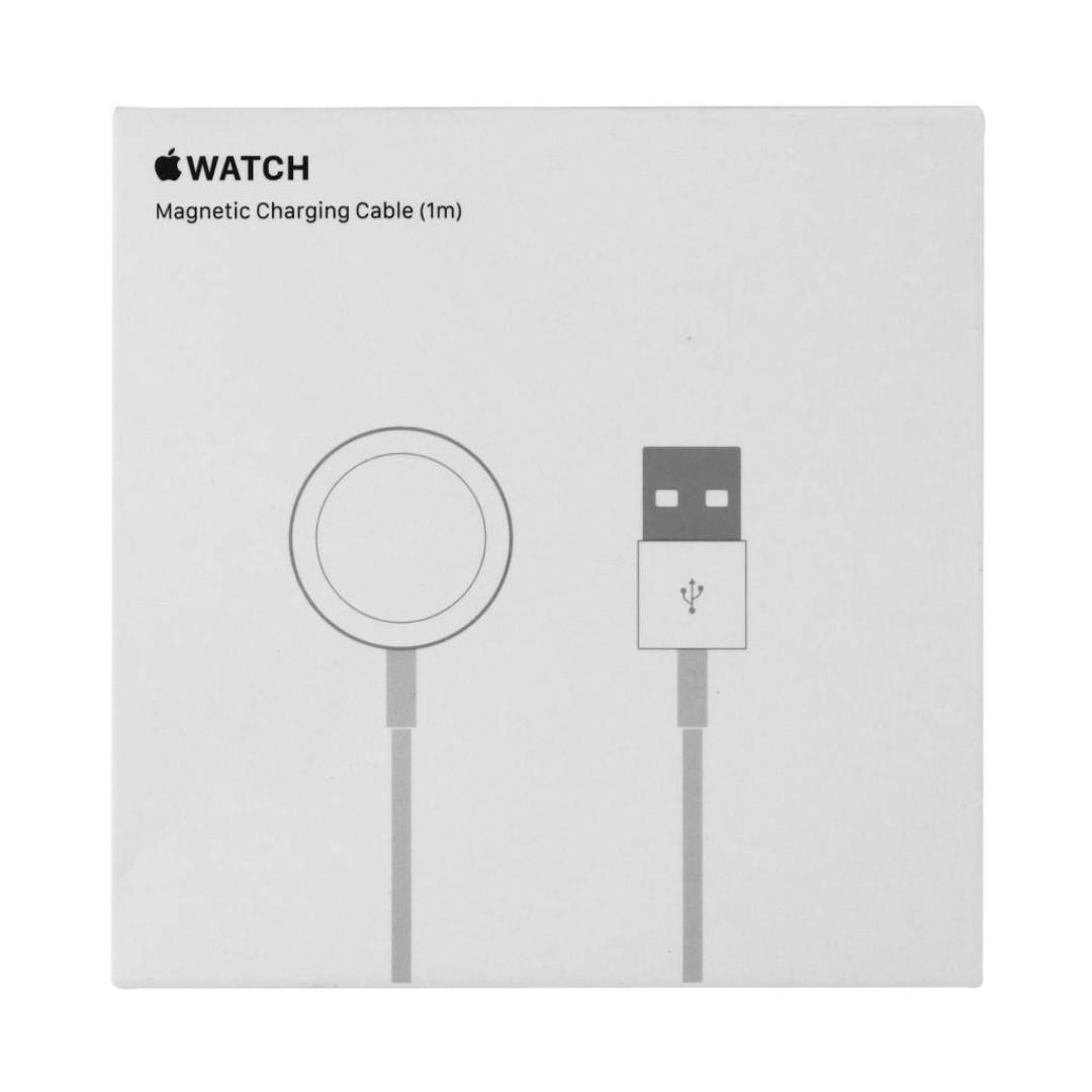 BEST OFFER!! Apple Watch Official Genuine Magnetic Charger to USB Cable 1m