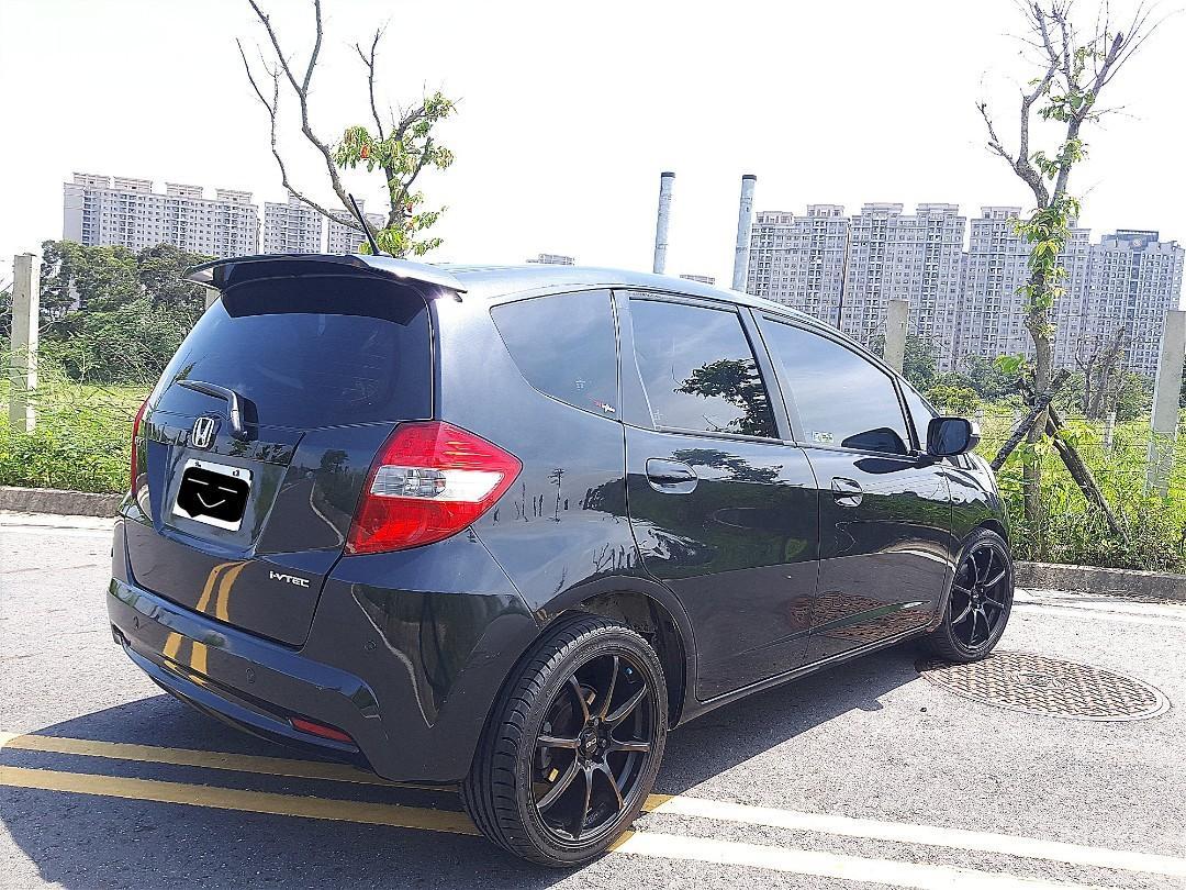 Honda Fit 黑