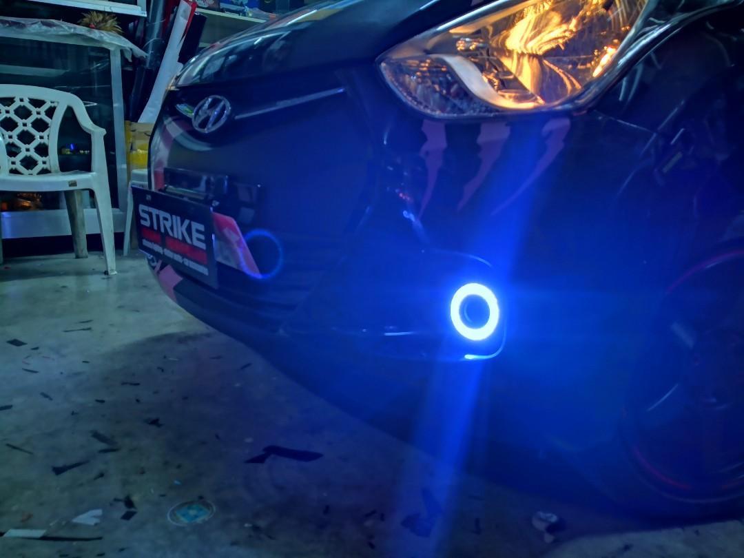 Hyundai EON Foglight Angeleye Foglight, Car Parts
