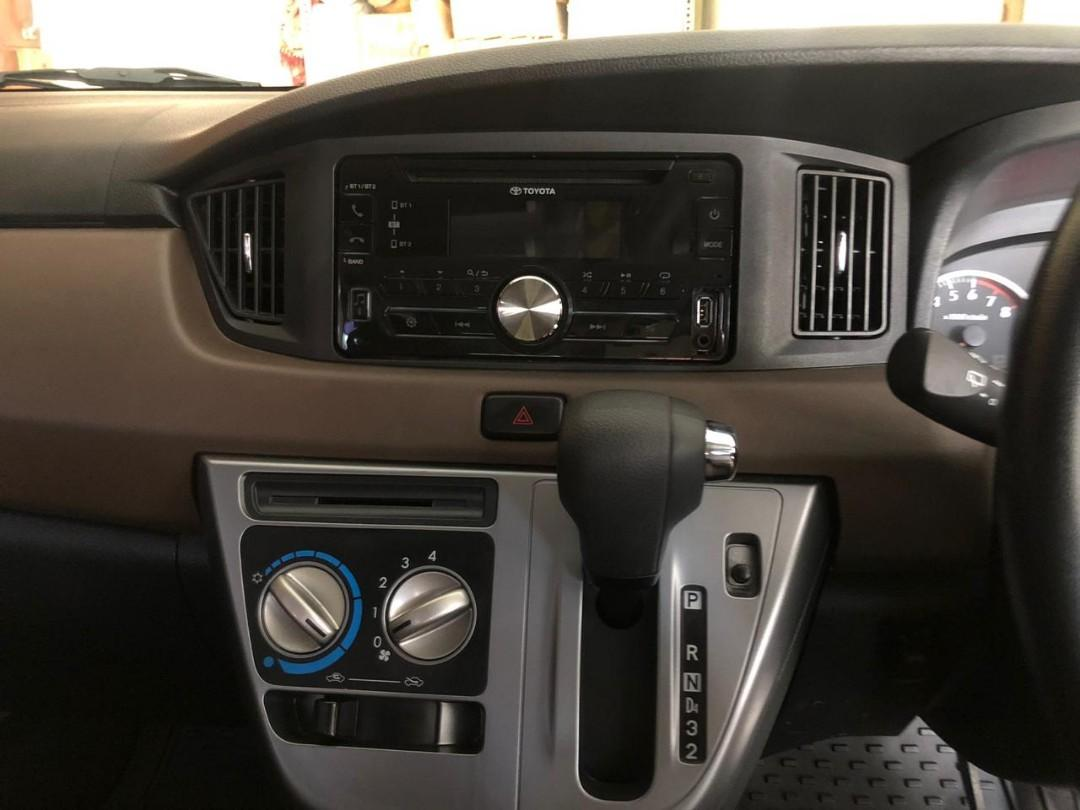 Jual Daihatsu Sigra 1.0D MT 2018 / 2019 Very Low KM Like New