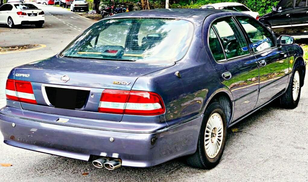 KERETA CASH/CASH CAR NISSAN CEFIRO BROUGHAM 3.0 V6