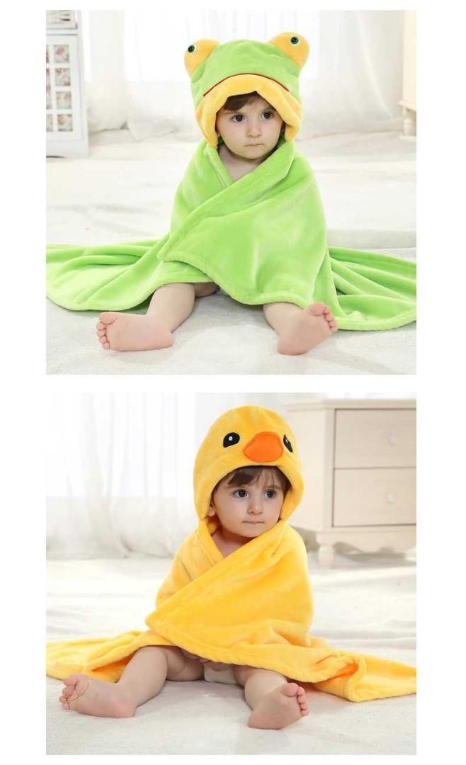 KIDS BATHE TOWEL